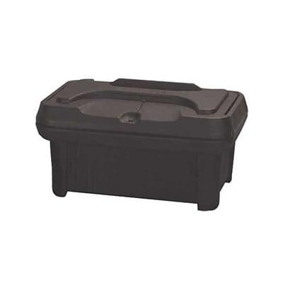 Carlisle XT1800-01, 8'' Slide 'N Seal™ Top Loader, Brown