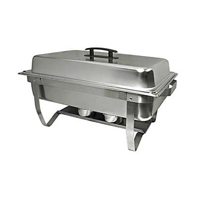 Update International ESFC-21, 8 qt. Easy Store Folding Chafer