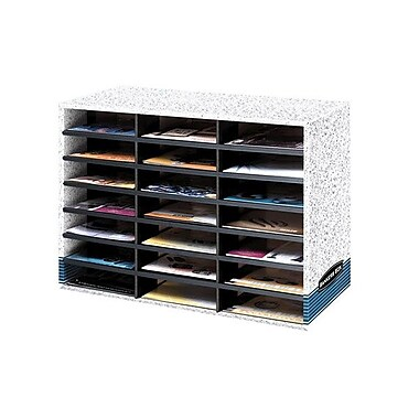 Bankers Box® 21-Compartment Literature Sorter