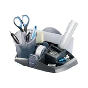 Maped® Ergologic Desk Accessory Holder, Grey