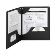 SmeadMD – Chemises de classement LockitMD de format lettre à deux pochettes, 25/paquet