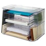 SparcoMC – Range-tout géant de bureau, transparent