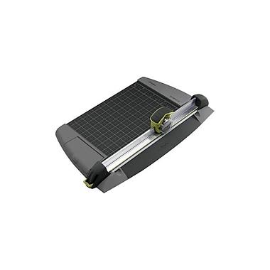 Swingline® – Coupe-papier rotatif AccuCut A410Pro à base en métal, 15 po