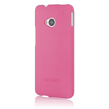 Incipio® Feather Ultra Thin Snap-On Case For HTC One, Neon Pink