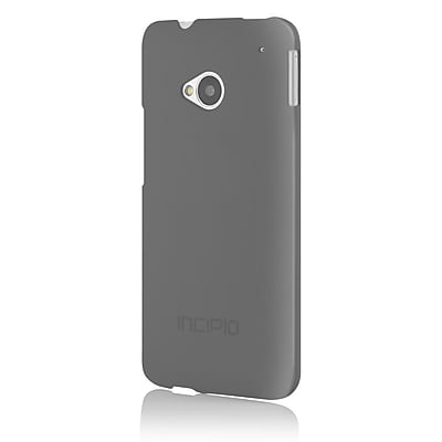 Incipio® Feather Ultra Thin Snap-On Case For HTC One, Iridescent Gray