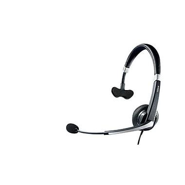 JabraMD – Casque d'écoute MS Mono 550 d'UC VoiceMC avec fil, optimisé pour Lync