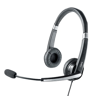 Jabra® UC Voice™ 550 Duo MS Lync Optimized Corded Headset