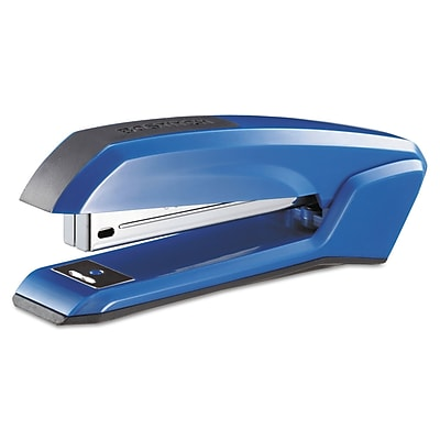 Stanley Bostitch Ascend Full-Sized Desktop Stapler, 20-Sheet Capacity, Ice Blue