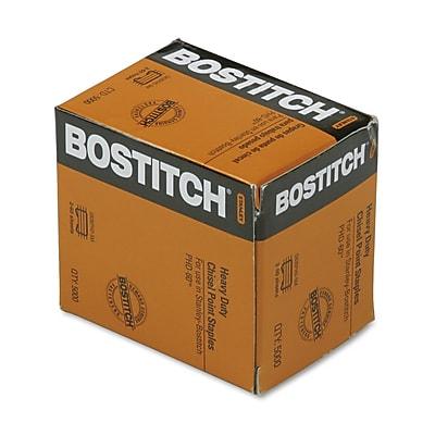 Stanley Bostitch Personal Heavy-Duty Staples, 3/8