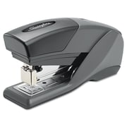 Swingline® LightTouch® Compact 20 Sheet Capacity Desktop Stapler, Black