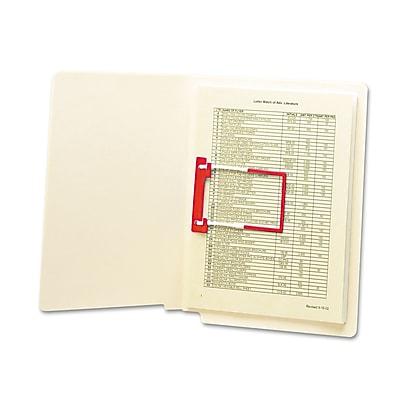 Smead® U-Clip Bonded File Fastener, 2