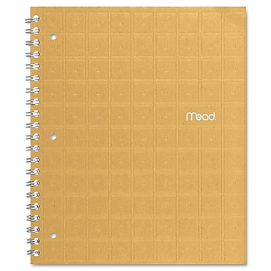 Mead Five Star Wirebound Recycled Notebook, 8 1/2