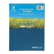 "Roaring Spring® Environotes Spiral Wirebound Sugarcane Notebook; 8-1/2"" x 11-1/2"""