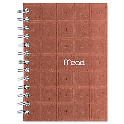 Mead Five Star Wirebound Recycled Notebook, 5