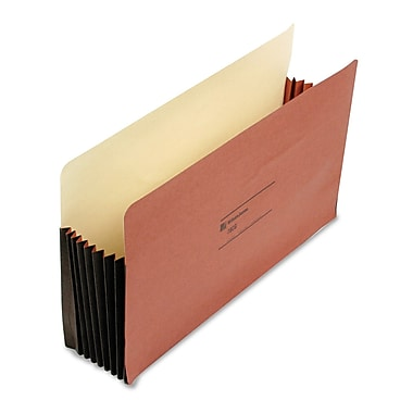 Wilson Jones® Legal Straight Tab File Pocket W/7