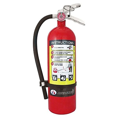 Badger Advantage – Extincteur d'incendie ADV-250, type ABC