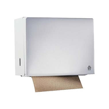 SCA Tork® Single-fold Towel Dispenser, White