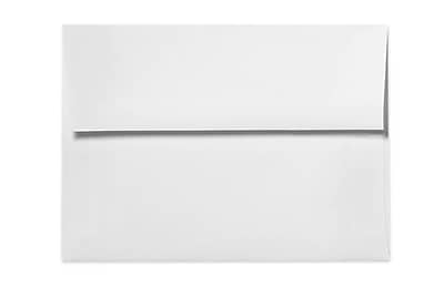 LUX A4 Invitation Envelopes (4 1/4 x 6 1/4) 500/Box, White - 100% Recycled (4872-WPC-500)