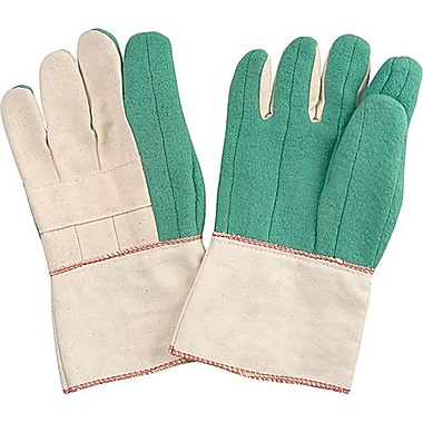 Zenith Safety Hot Mill Gloves, Large Size, 36/Pack