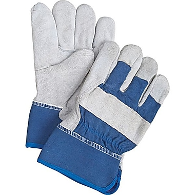 Zenith Safety Split Cowhide Fitters Thinsulate™ Lined Gloves, X-L, 12/Pack