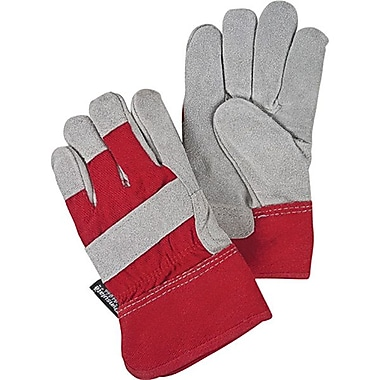 Zenith Safety Split Leather Fitters Thinsulate™ Lined Gloves, Ladies, 100g Lining Weight, 12/Pack