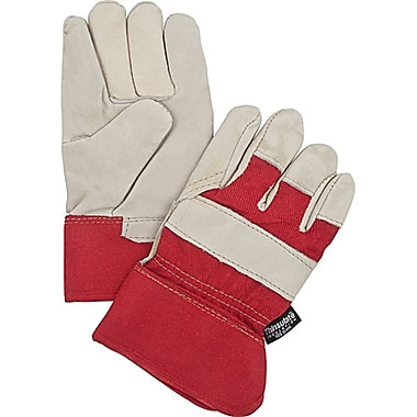 Zenith Safety Grain Cowhide Fitters Thinsulate™ Lined Gloves, Ladies, 12/Pack