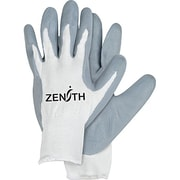 ZENITH SAFETY Lightweight Nitrile Foam Palm Coated Gloves