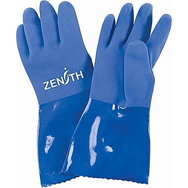 Zenith Safety Ultra Flexible PVC Gloves, 24/Pack
