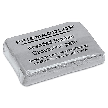 Sanford® Design Kneaded Rubber Eraser, Gray