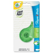 "Paper Mate® Liquid Paper® DryLine® 1/6"" x 39.4' Non-Refillable Correction Tape"