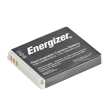 Energizer® ENB-C4L Digital Replacement Battery NB-4L For Canon IXUS 120 IS