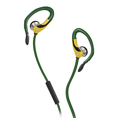 Puma 360 Pro Performance Sport Earbuds with Microphone, Jamaican