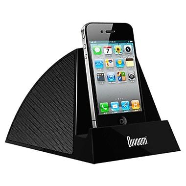Divoom – Haut-parleur pour téléphone mobile/tablette iFit-3, noir