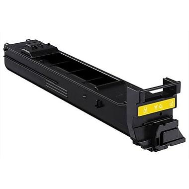 Konica Minolta Yellow Toner Cartridge (A0DK231)