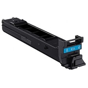 Konica Minolta Cyan Toner Cartridge, High Yield (A0DK432)