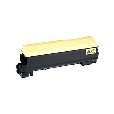 Kyocera Mita TK-582Y Yellow Toner Cartridge, High Yield (1T02KTAUS0)