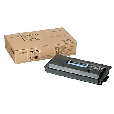 Kyocera Mita TK-70 Black Toner Cartridge, High Yield