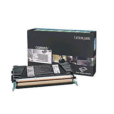 Lexmark C5200KS Black Toner Cartridge