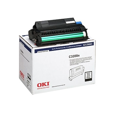 OKI 42126661 Black Drum Cartridge
