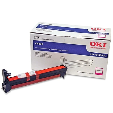 OKI 43449026 Magenta Drum Cartridge