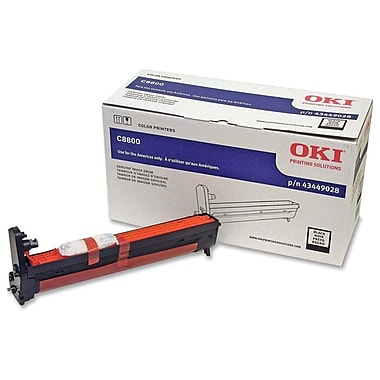 OKI 43449028 Black Drum Cartridge