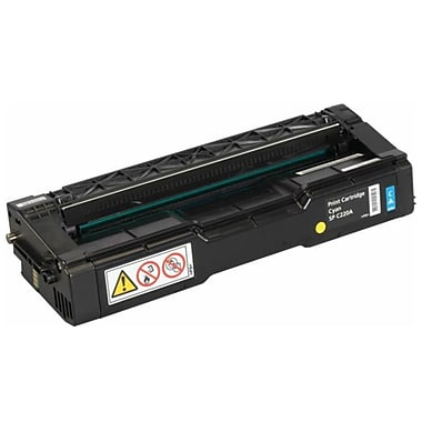 Ricoh Cyan Toner Cartridge (406047)