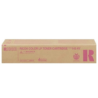 Ricoh Magenta Toner Cartridge, High Yield (888310)