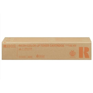 Ricoh Yellow Toner Cartridge, High Yield (888309)