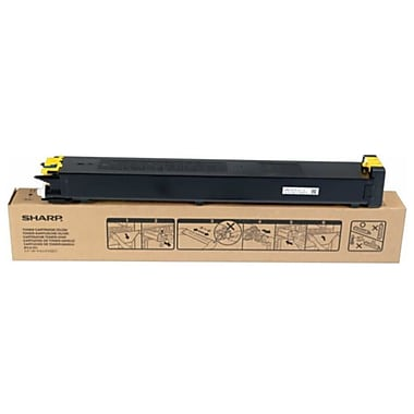 Sharp Yellow Toner Cartridge (MX-31NTYA)