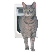 Perfect Pet Tubby Kat w/ 4 Way Lock Pet Door