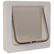 Perfect Pet Soft Flap Cat Door; Small (10.6'' H x 7'' W x 2.2'' L)