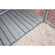 K9 Kennel Section Yard Kennel Raised Flooring System
