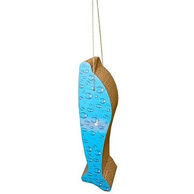 Imperial Cat Scratch n' Shapes Dolphin Hanging Recycled Paper Scratching Board