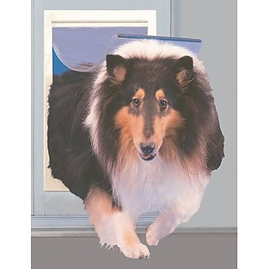 Ideal Pet Products Extra Large Patio Pet Door; White